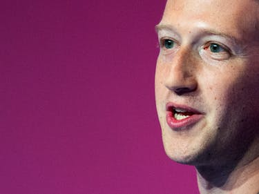 Mark Zuckerberg Predicts the Future of the Internet: It's All About VR and Video