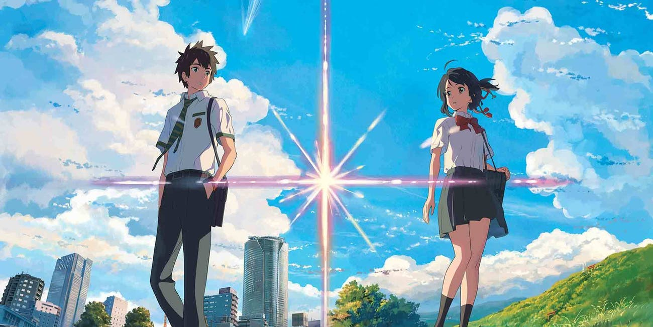 How 'Your Name' Became the Highest Grossing Anime Film | Inverse