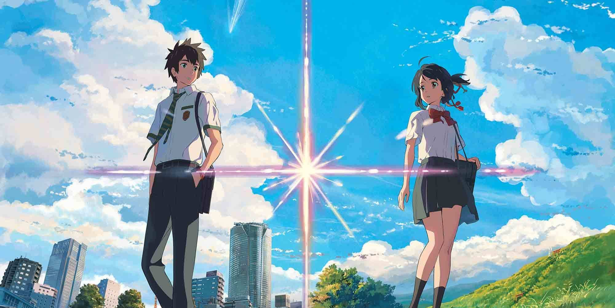 The Biggest Anime Film of All Time Just Arrived in the U.S.