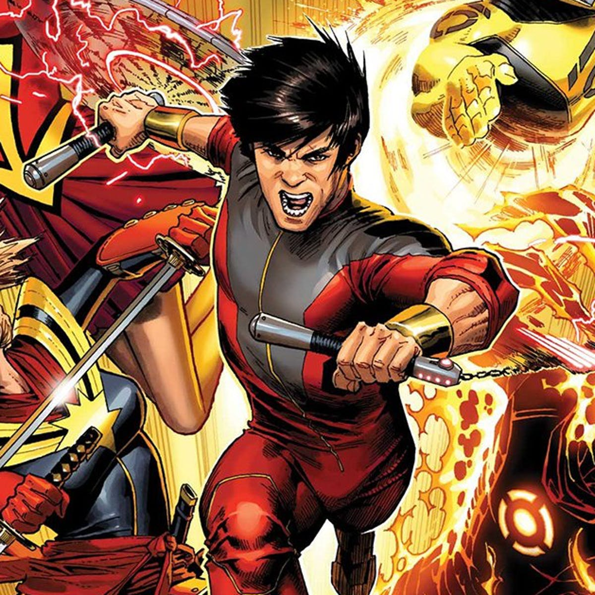 Image result for shang chi