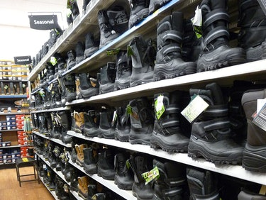 Most Winter Boots Fail Ice Grip Test Miserably