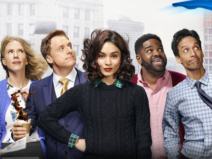 'Powerless' Turns Corporate Culture into a Supervillain