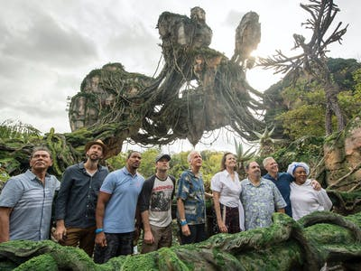 Why Disney's Avatar Park Focuses on a New Story