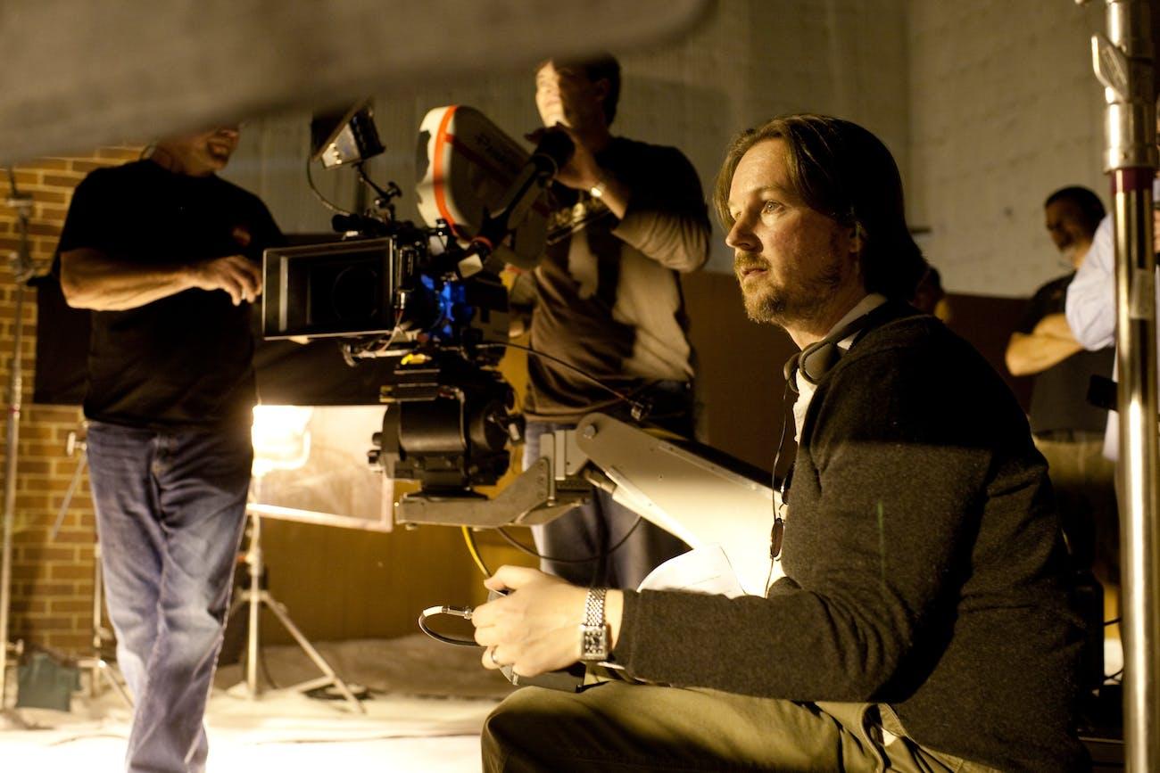 Director Matt Reeves