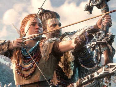 Humans Are the Enemy in New 'Horizon Zero Dawn' Trailer