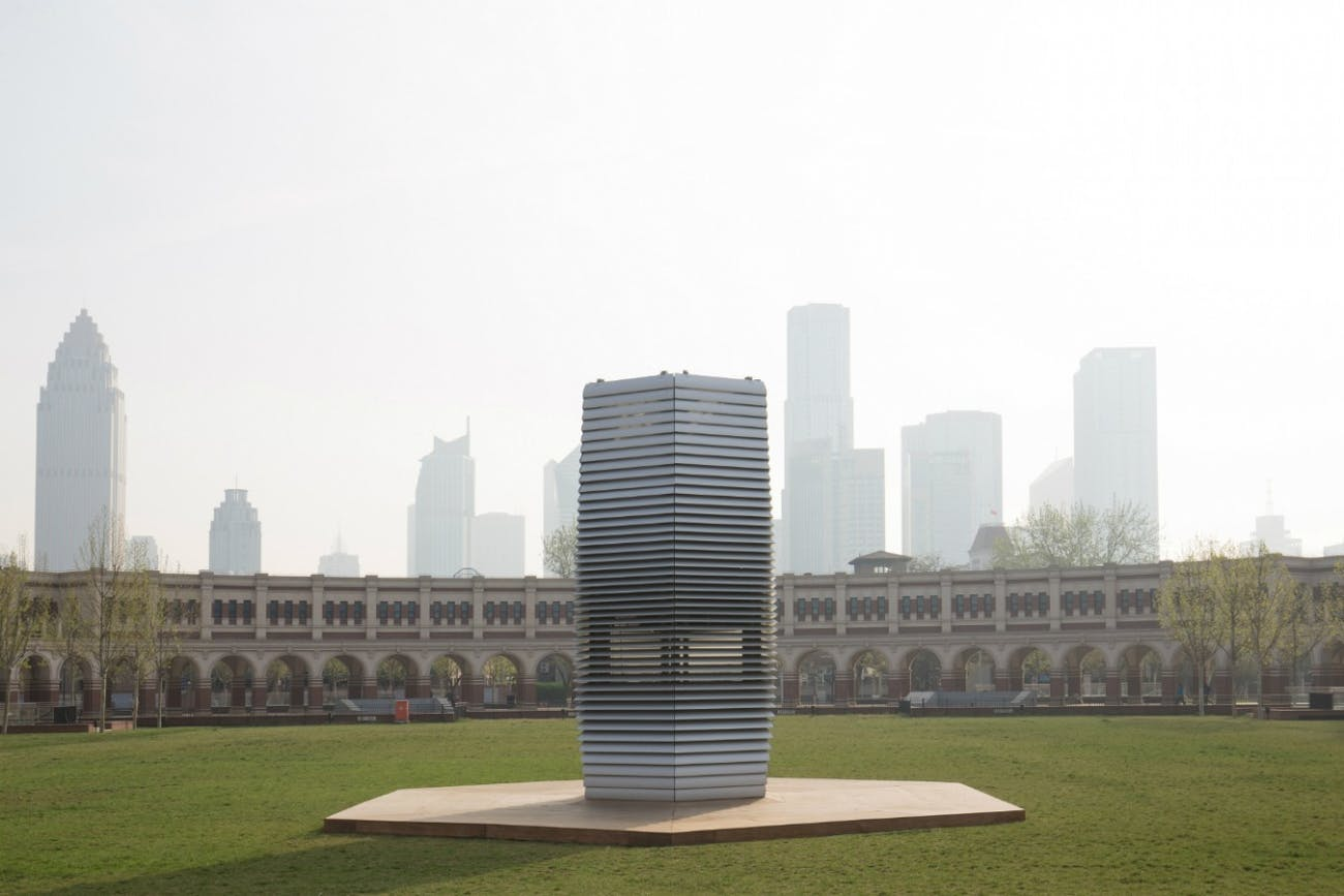The Smog-Free Tower