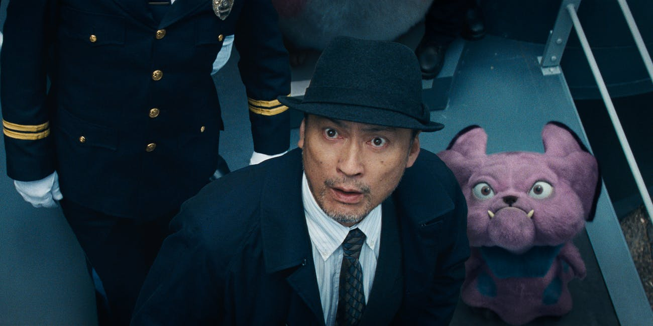 detective pikachu review