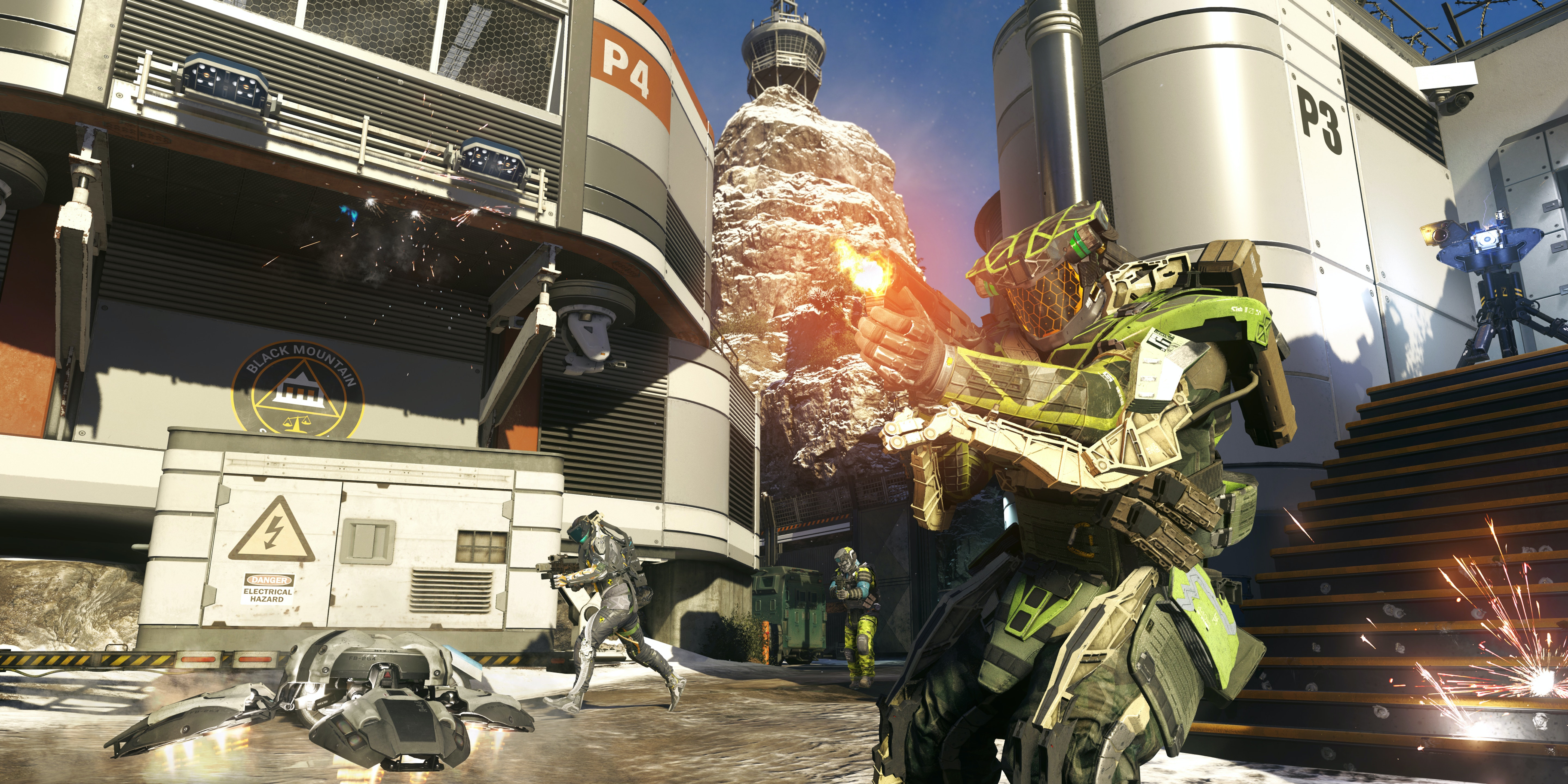 The Best Starting Perks in 'Call of Duty: Infinite Warfare'