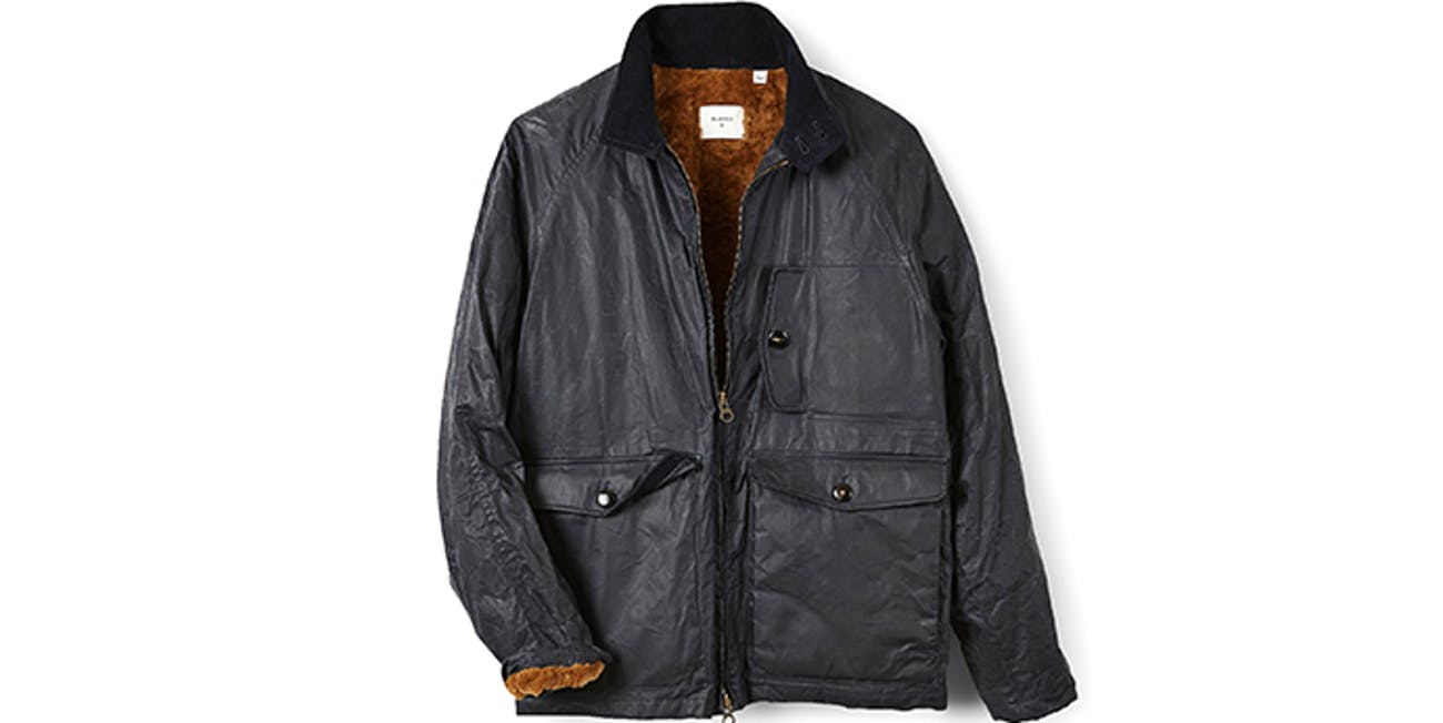 Winter Coats Billy Reid Dempsey Jacket
