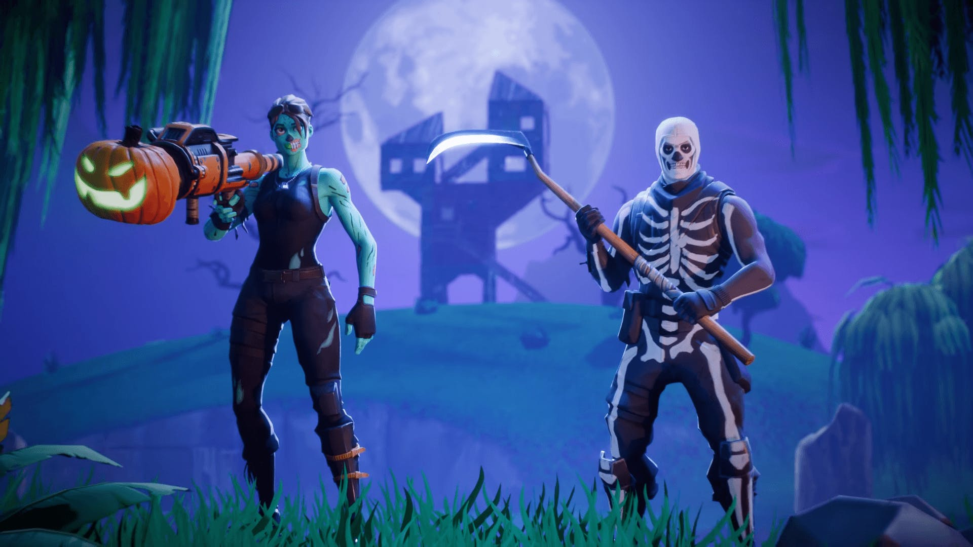 Fortnite Skull Trooper Costume Returns With Perks For Original