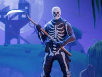 'Fortnite' Skull Trooper