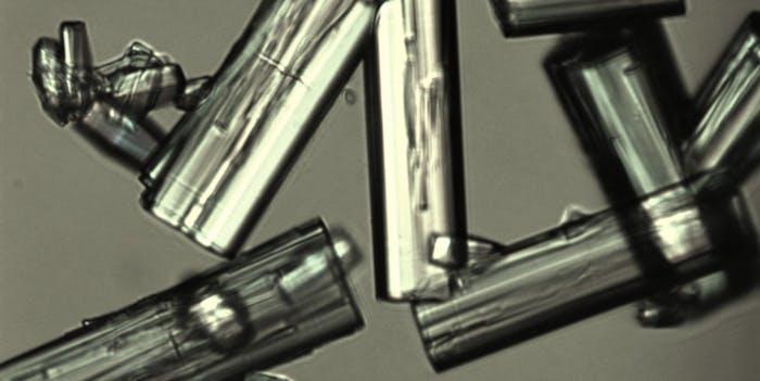 Berkeley's water collecting aluminum-based metal-organic material
