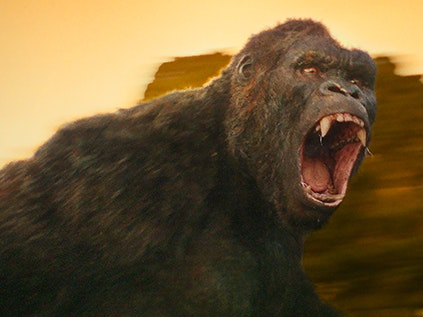New King Kong Is His Own Species of Monster Ape