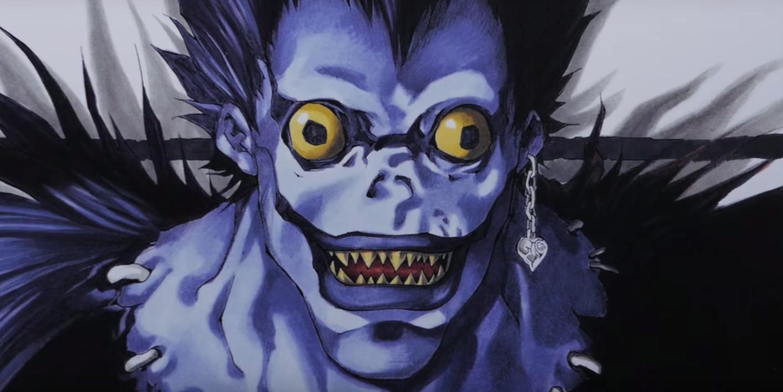 Ryuk in 'Death Note'