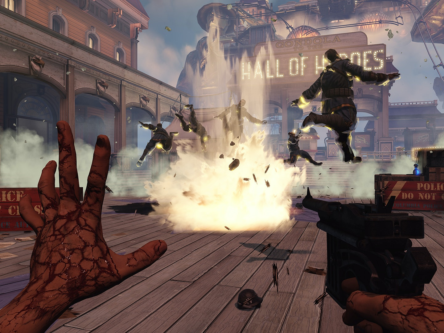 These 'BioShock' Weapons Will Blow You Away