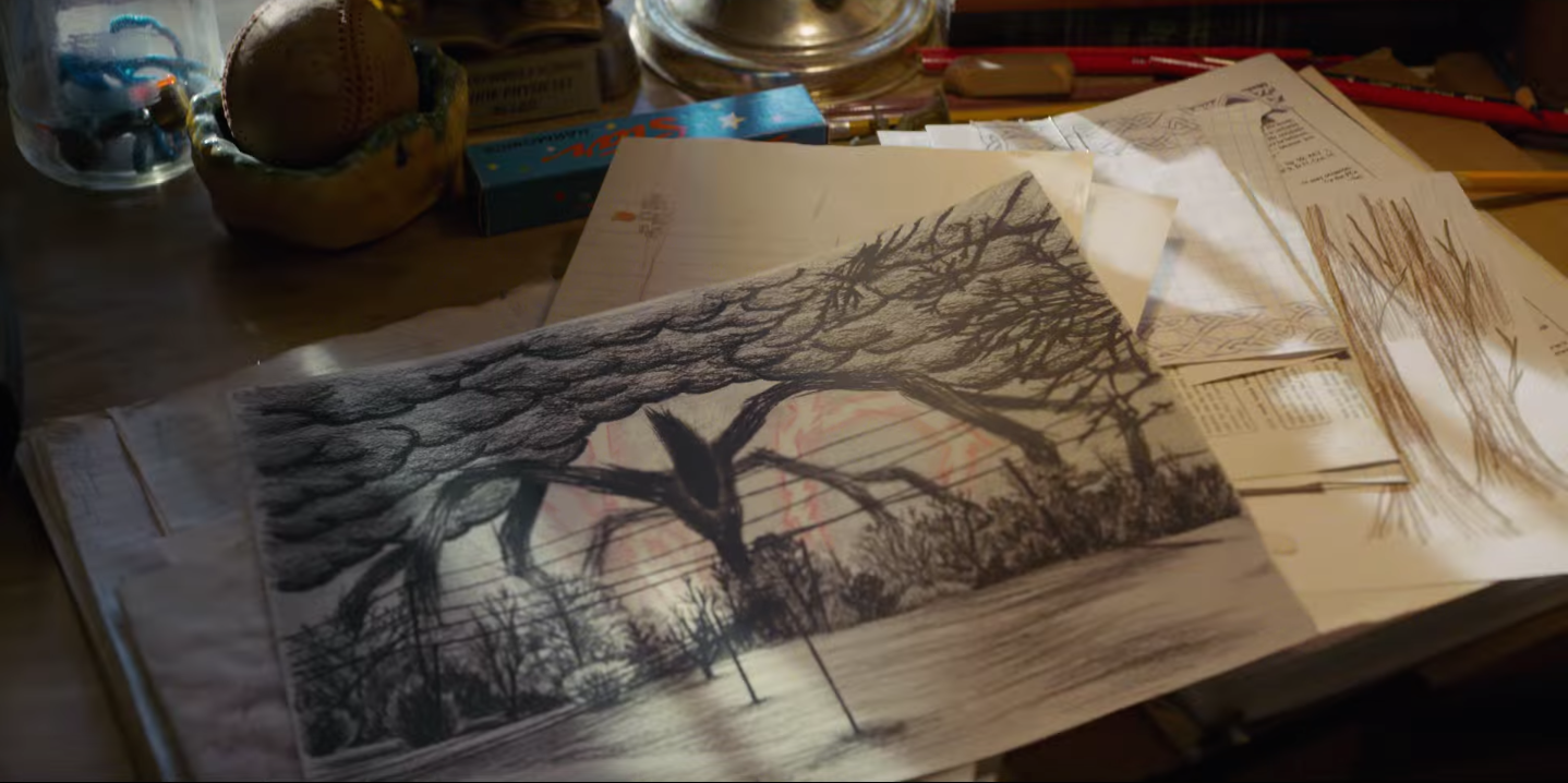 Stranger Things Season 2 Demogorgon Super Bowl Commercial Trailer