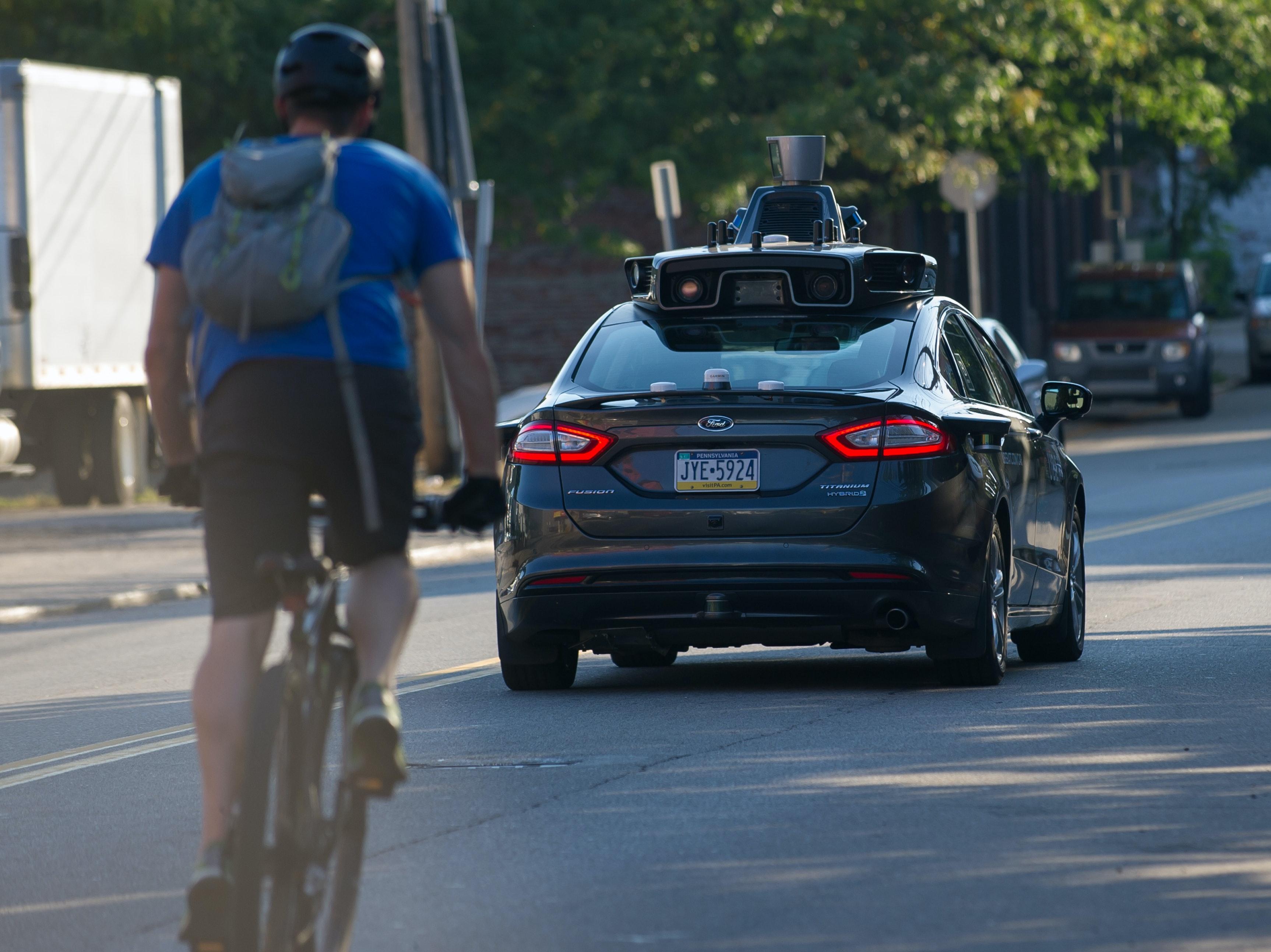 Autonomous Vehicles May Incite Reckless Human Driving