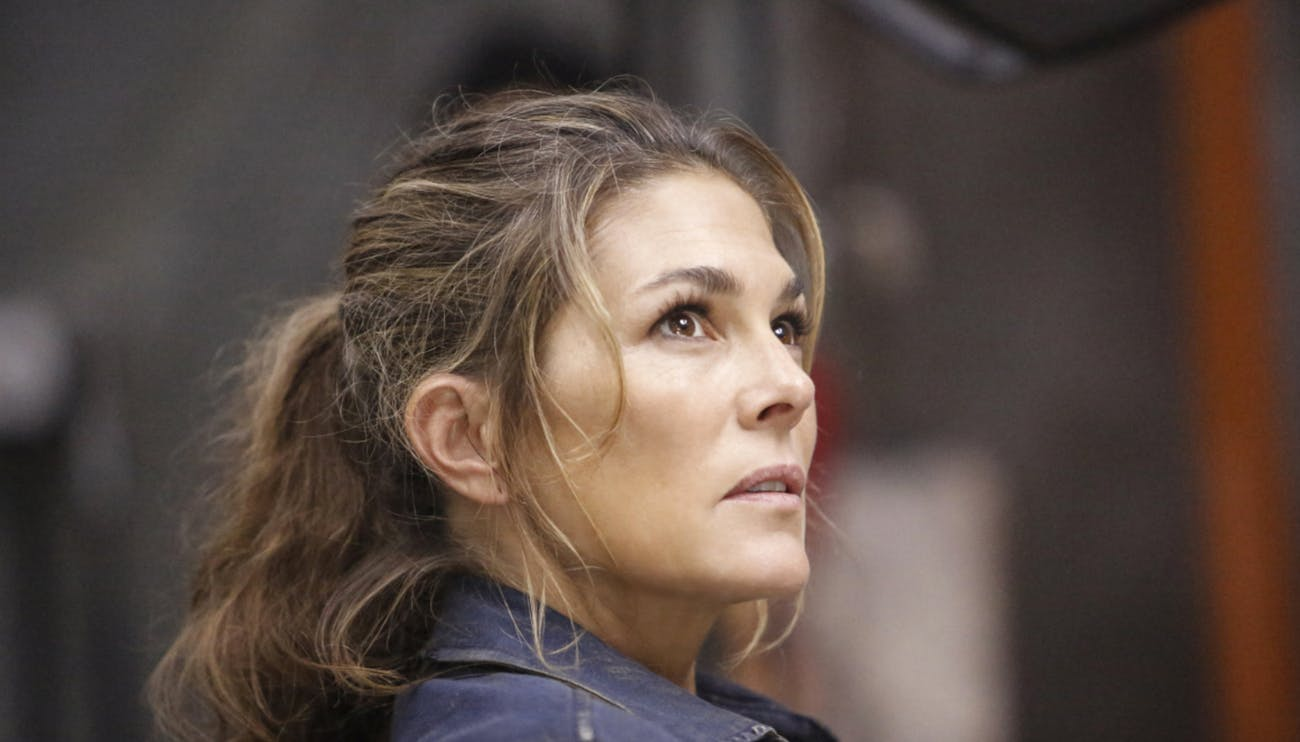 Paige Turco as Abby