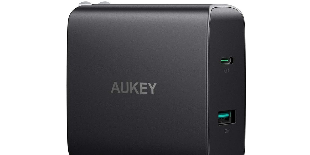 Aukey USB C Charger with Power Delivery