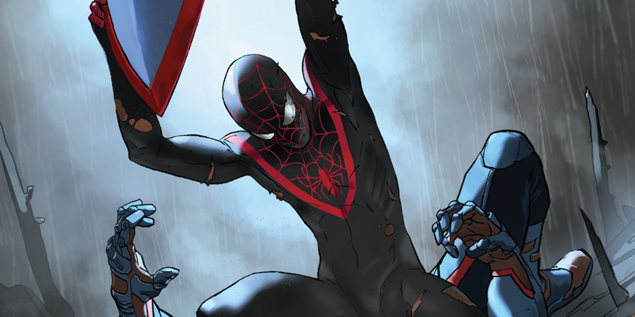 Spider-Man could possibly kill Captain America in Civil War II #6