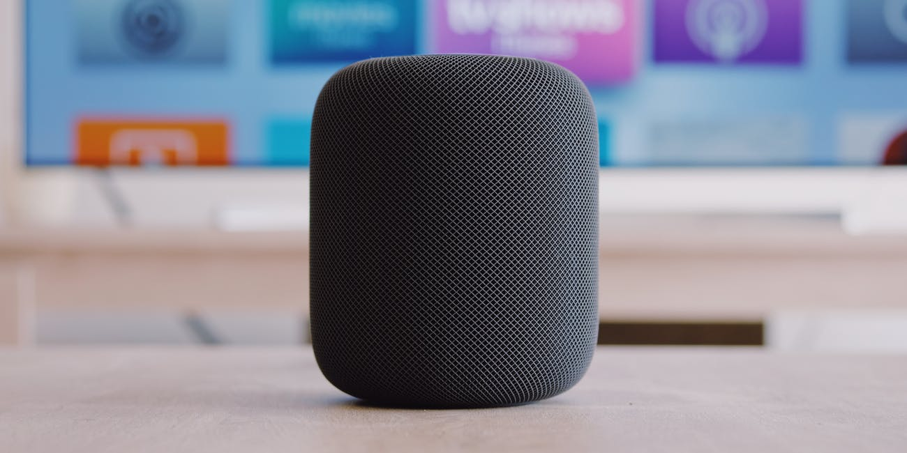 homepod apple smart speaker