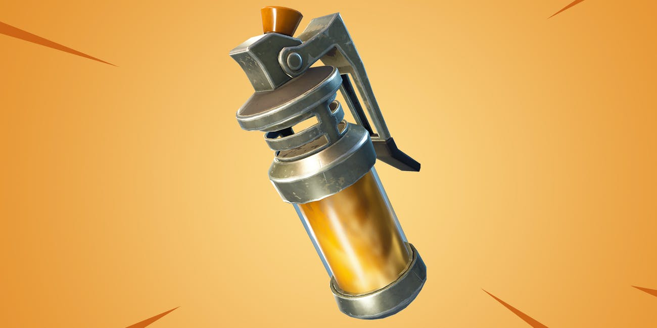 'Fortnite' just officially got the new Stink Bomb in Battle Royale.