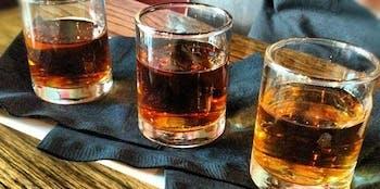 Whiskey shot shotglass bourbon scotch malt blend irish