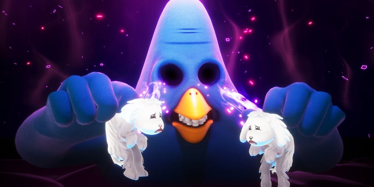 trover saves the universe rick and morty easter eggs