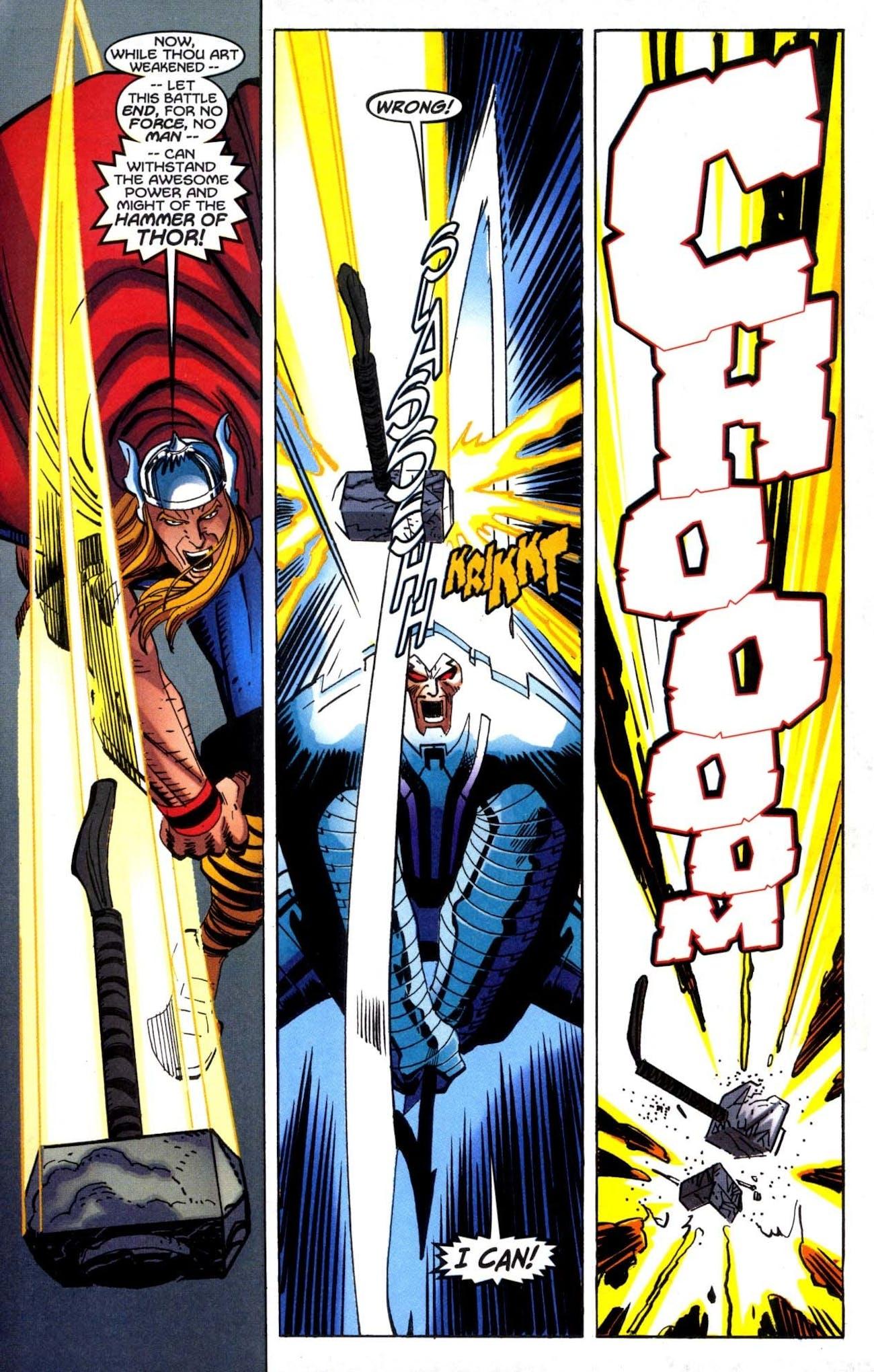 Thor Mjolnir Perrikus