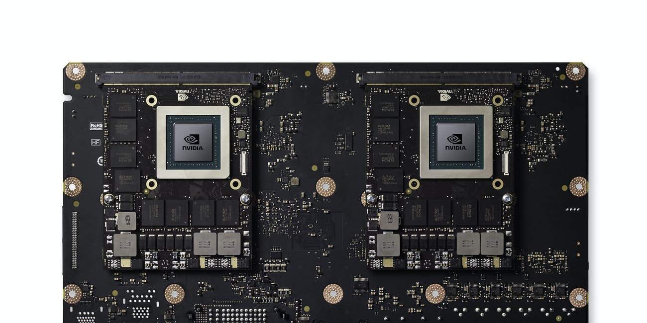 Nvidia S Ultra Fast Parker Chips Will Self Driving Cars