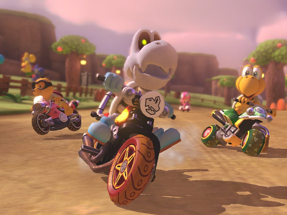Here's Every New Character in 'Mario Kart 8 Deluxe'