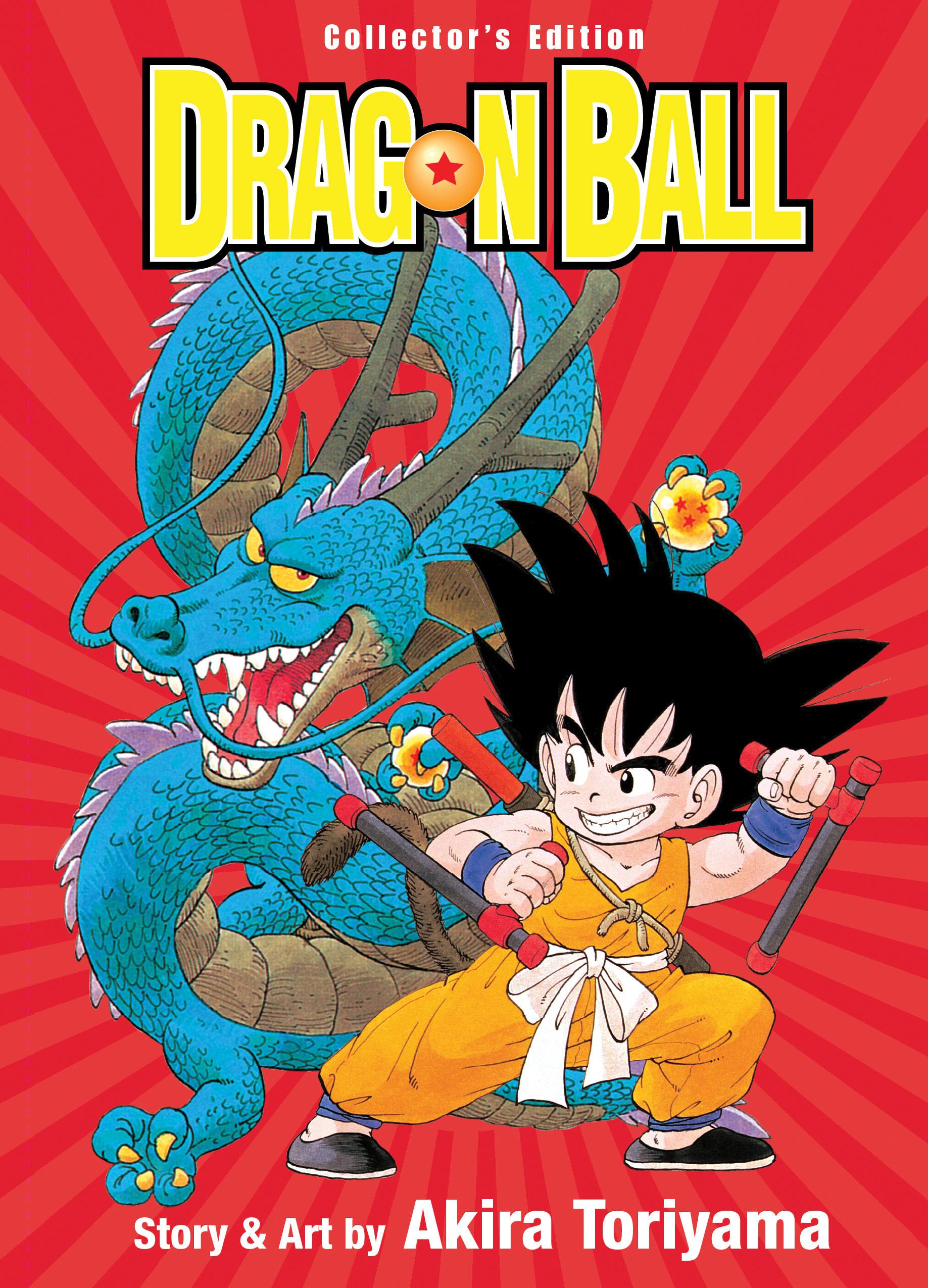 'Dragon Ball' Vol. 1