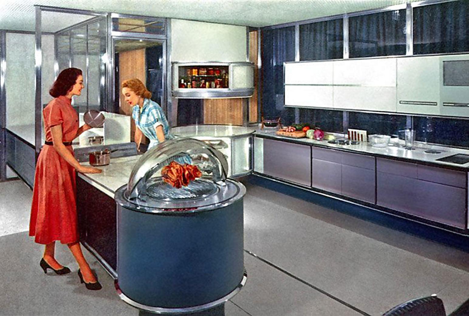 we u0027ve finally arrived in the 1950s kitchen of the future   inverse  rh   inverse com