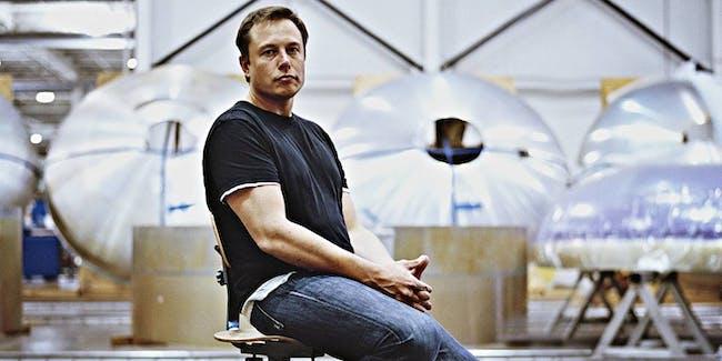 Yeah we see you flexin' Elon.