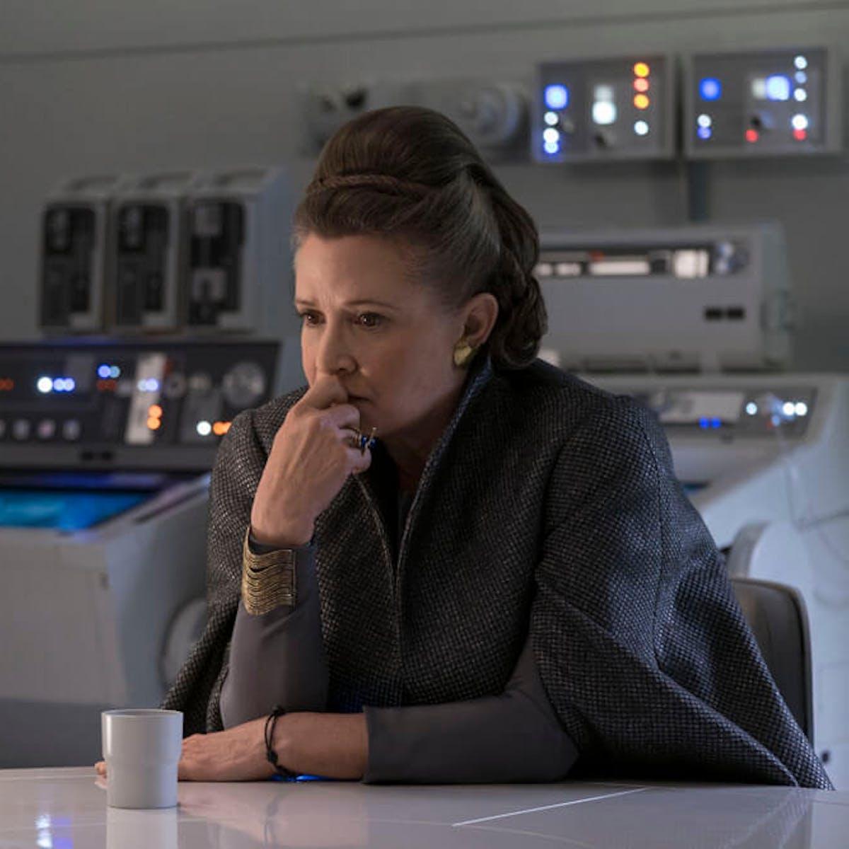 'Rise of Skywalker' leaks: 3 reasons not to believe shocking Leia rumors