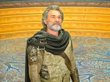 We'll See Kurt Russell as a Big Human Planet in 'Guardians 2'