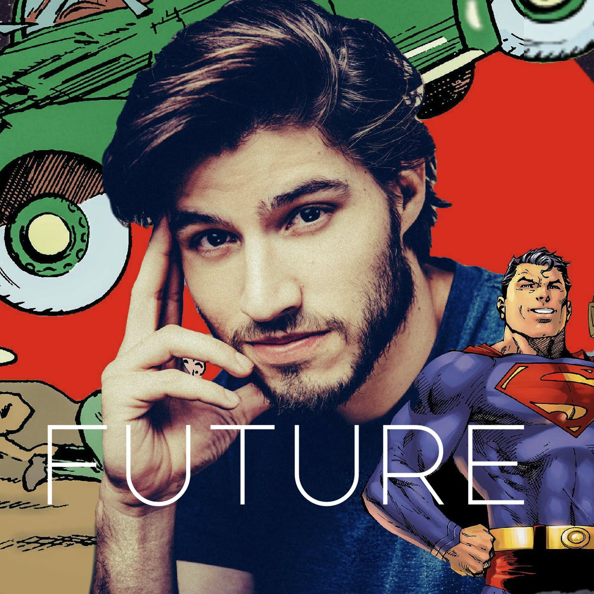 Cameron Cuffe: Superman Is Better Than Batman for One Hopeful Reason