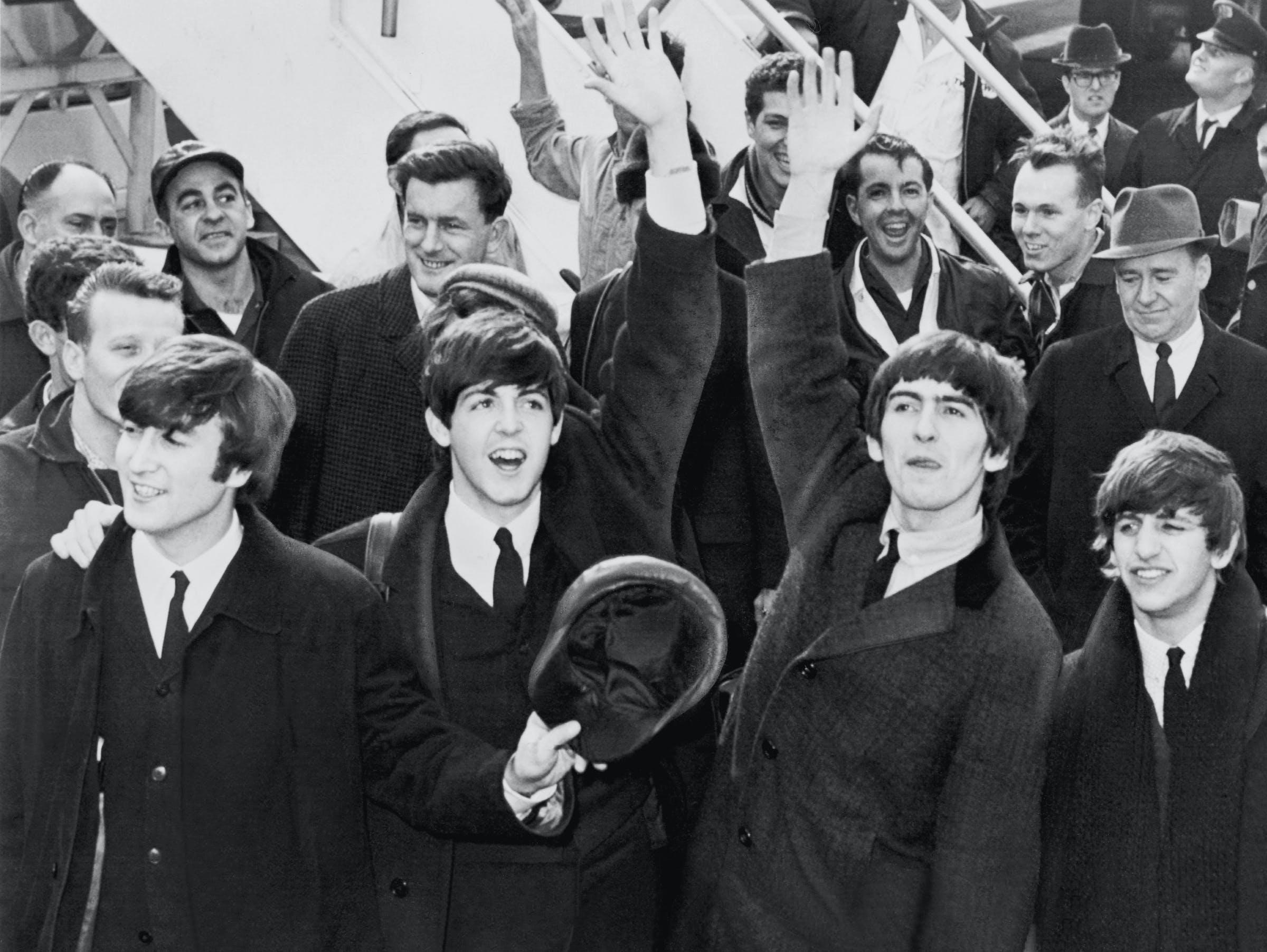 Lennon or McCartney? Math Model Settles Who Wrote the
