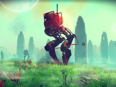 The Sentinels of 'No Man's Sky' Are Sinister, Pass it On