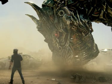 New 'Transformers: The Last Knight' Trailer Brings Back Grimlock