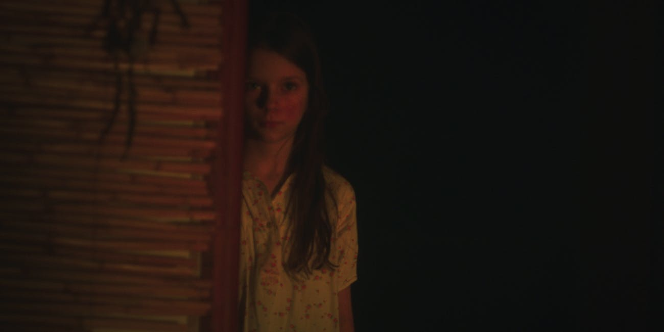 A still from Netflix's 'Haunted'