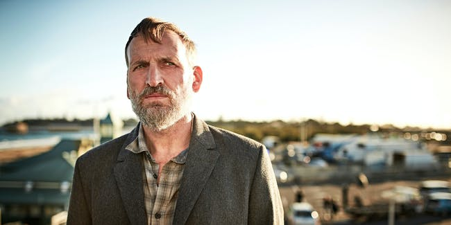 Christopher Eccleston Talks Lion Orgies in 'The Leftovers'