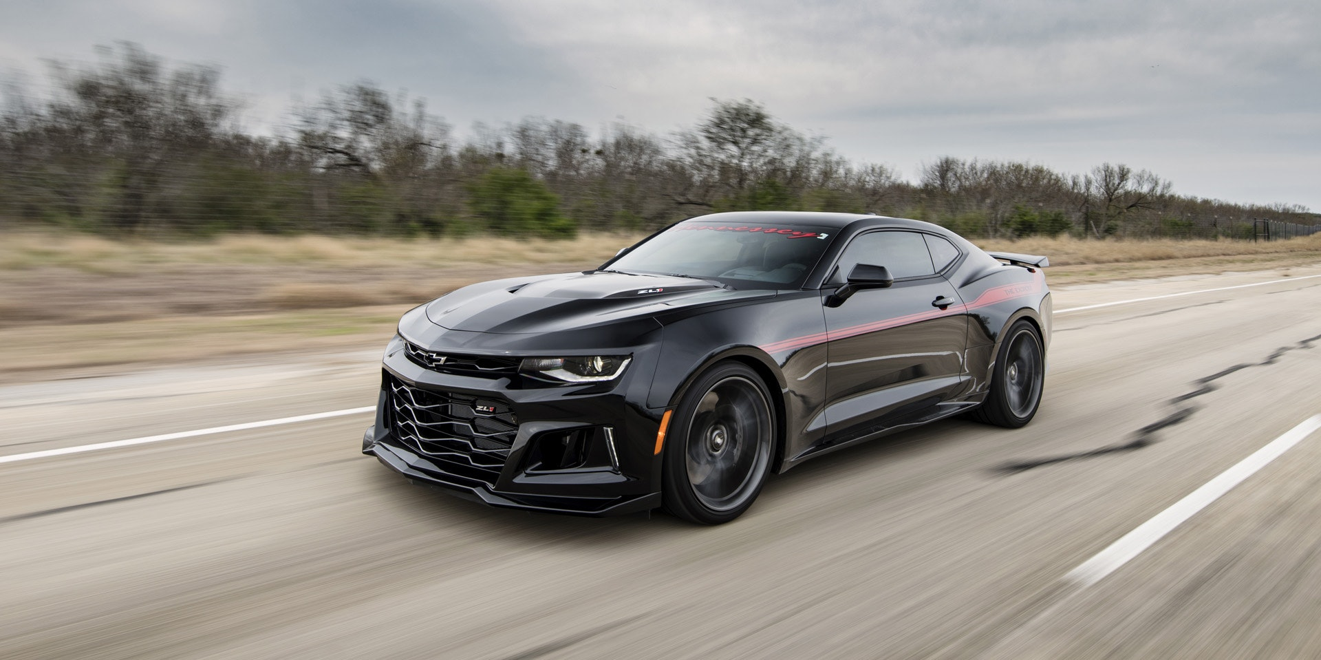 How This Camaro Got The Ultimate Record Breaking Speed