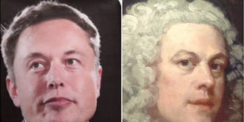 Google Arts and Culture Face Match