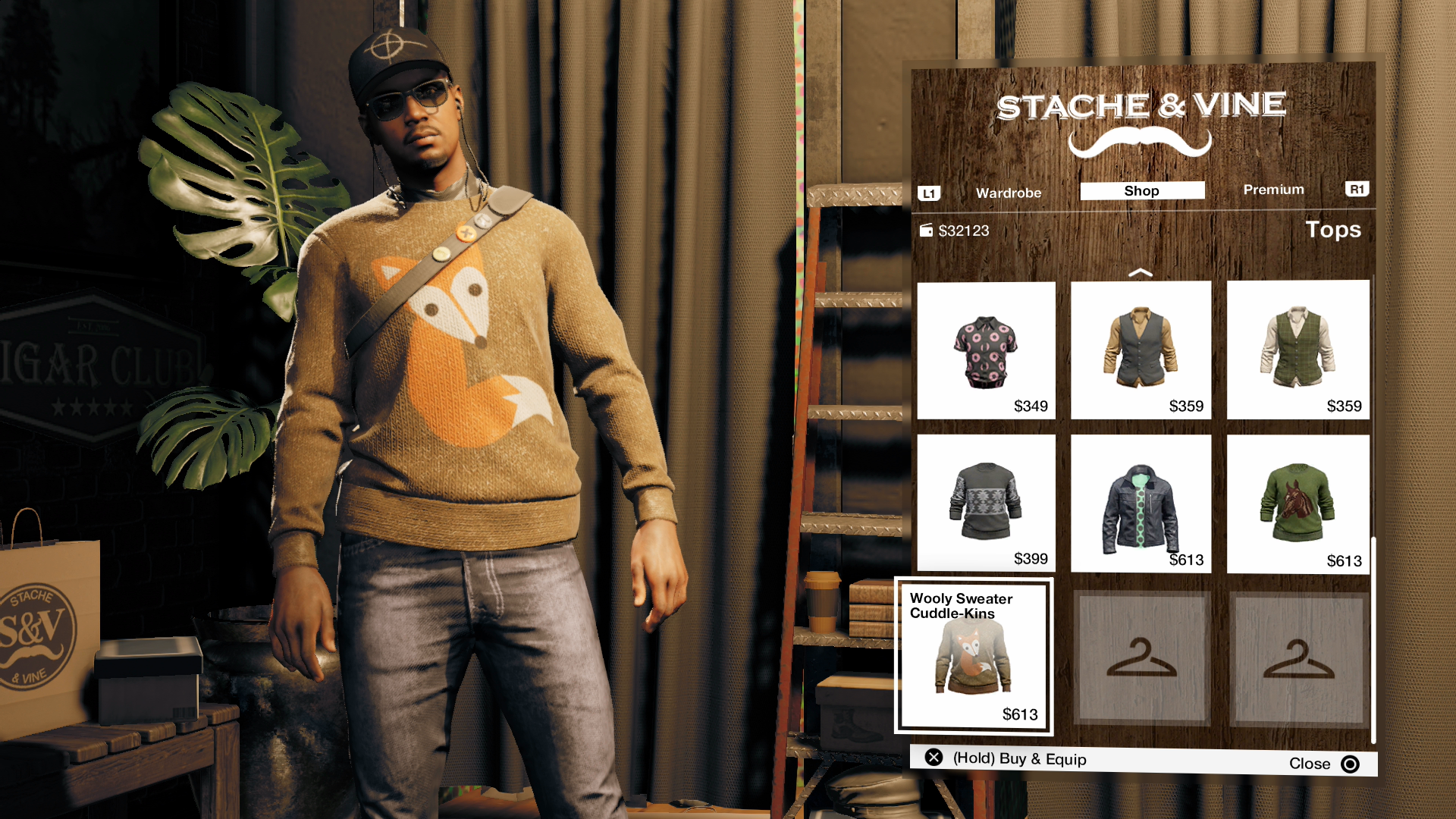 Customize Character Watch Dogs