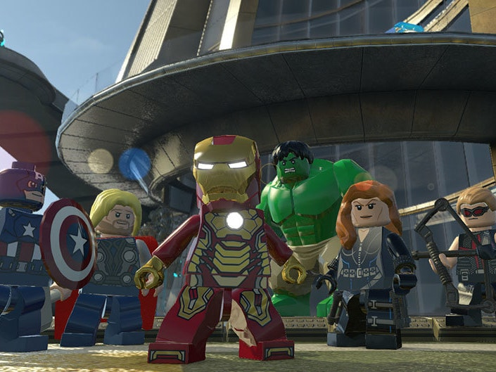 Lego Has a Marvel Toy Explosion Planned for 2017