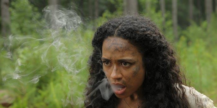 legacies lauren ridloff season 1 episode 2 dragon supernatural creature