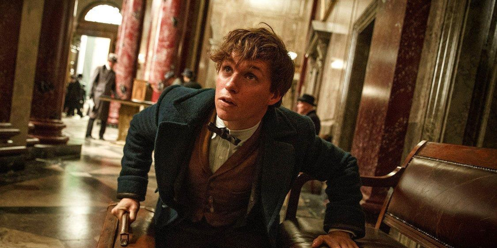 'Fantastic Beasts' Introduces Magic We've Never Seen Before
