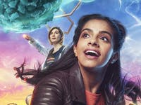 'Doctor Who' 13th Doctor and Yasmin