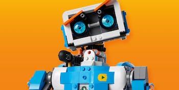 A Lego robot